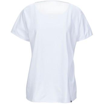 《セール開催中》KO SAMUI レディース T シャツ ホワイト L コットン 100% / シルク