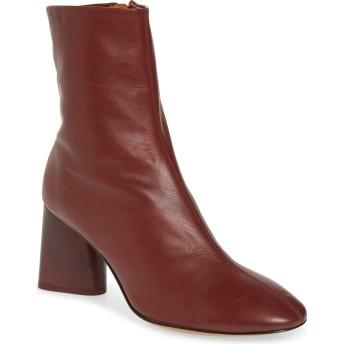 [ラグ & ボーン] シューズ ブーツ・レインブーツ Fei Ankle Boot (Women) Russet レディース [並行輸入品]