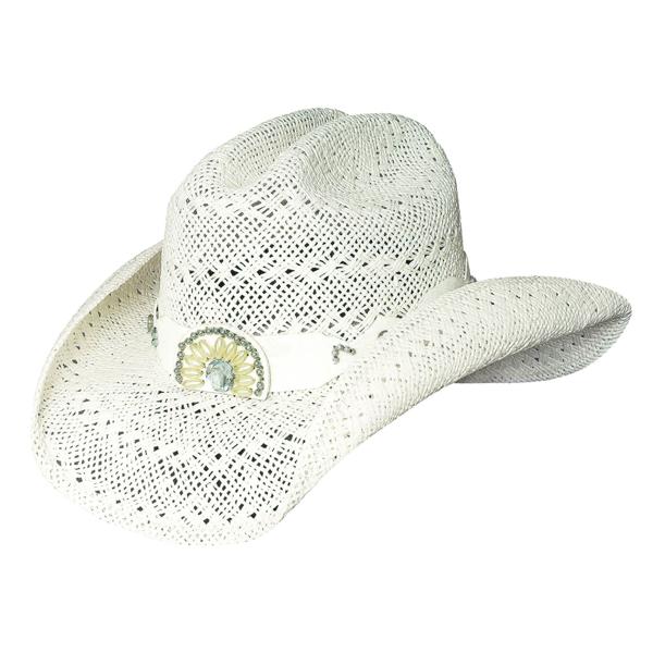 Bullhide Itchygoonie - Womens Shapeable Straw Cowboy Hat