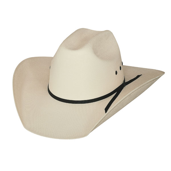 Bullhide Back in the Saddle - (10X) Childrens Straw Cowboy Hat