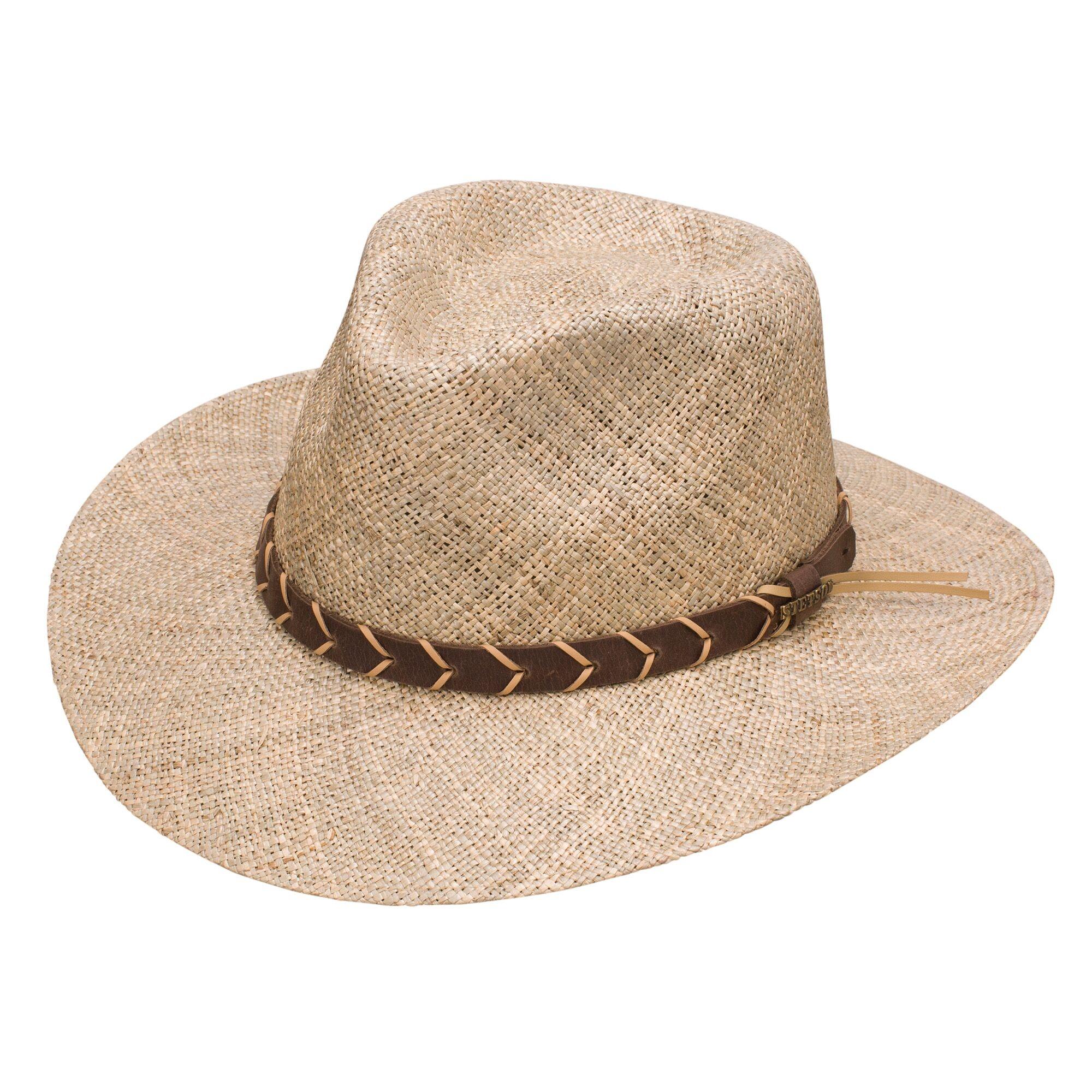 Stetson Alder - Straw Outdoor Hat