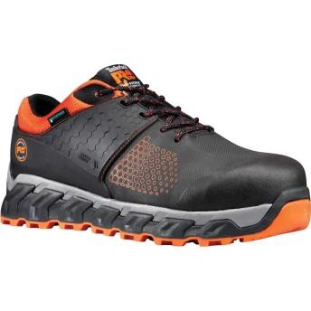 [ティンバーランド] シューズ スニーカー Ridgework Low WP Composite Toe Work Shoe Black/Oran メンズ [並行輸入品]