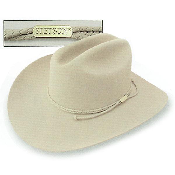 Stetson Carson - (6X) Fur Cowboy Hat