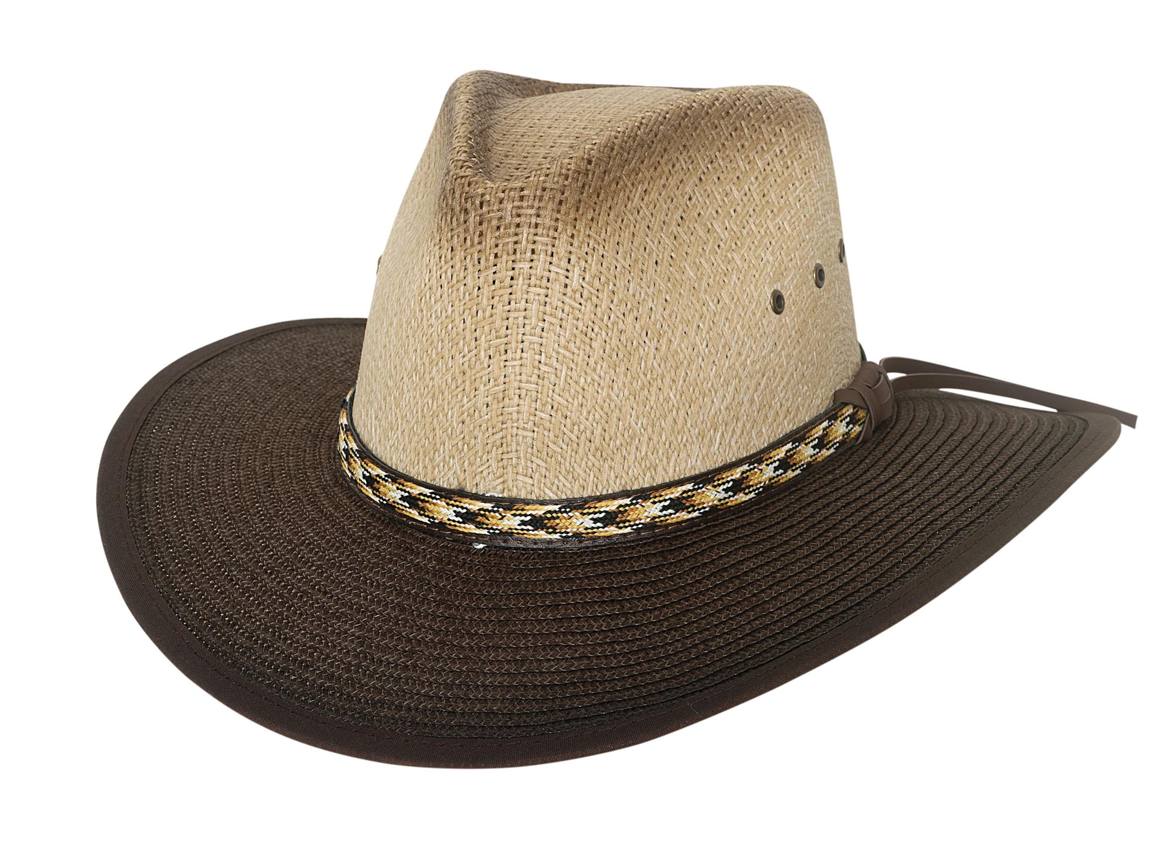 Bullhide Happy Valley - Straw Fedora Hat