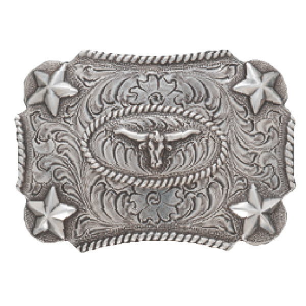 Nocona Little Big Horn - Childrens Belt Buckle