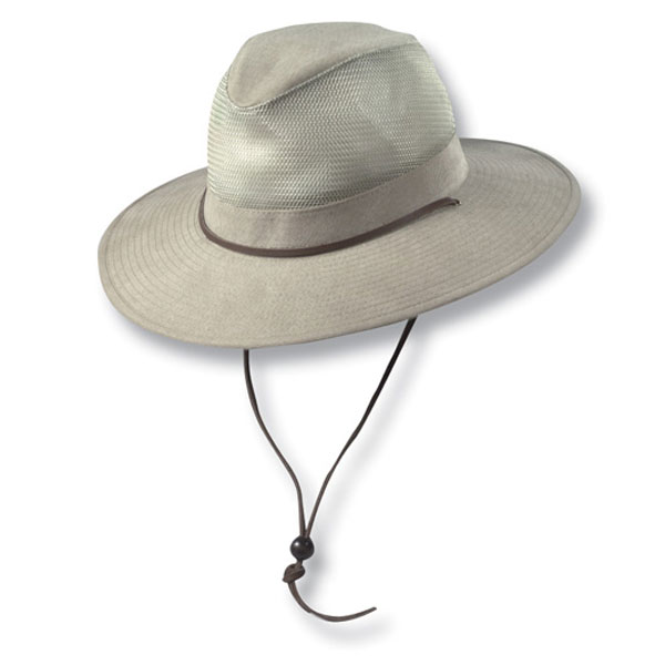 Dorfman Pacific Pioneer - Canvas Outdoorsman Hat