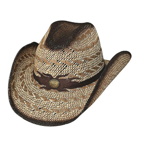 Bullhide Desert Gold - Straw Cowboy Hat