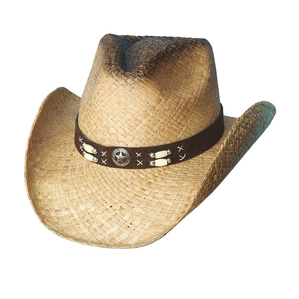 Bullhide Spinner- Childrens Straw Cowboy Hat