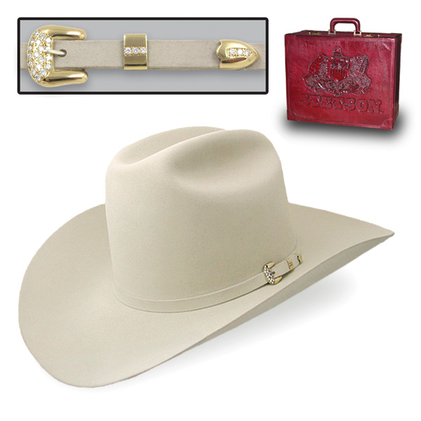 Stetson Diamante - (1000X) Fur Cowboy Hat