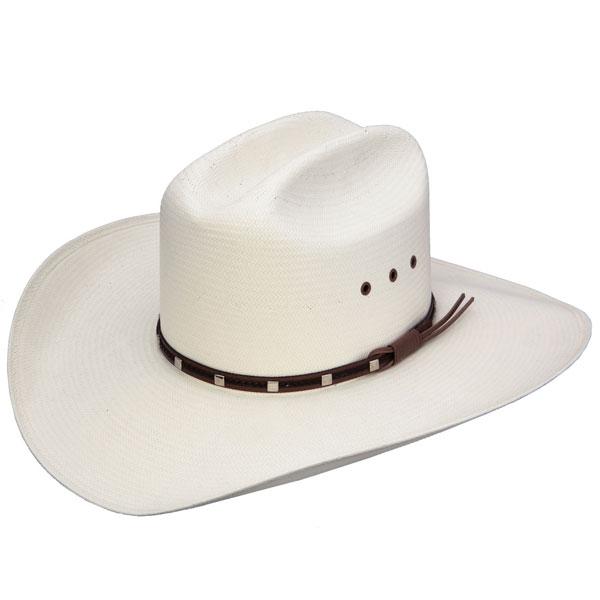 Resistol George Strait Del Rio - (8X) Straw Cowboy Hat