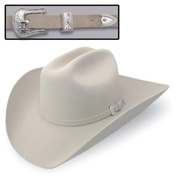 Resistol Tucker 75 - (3X) Wool Cowboy Hat