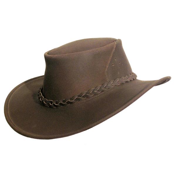 Kakadu Brimstone - Leather Australian Hat (CLOSEOUT)