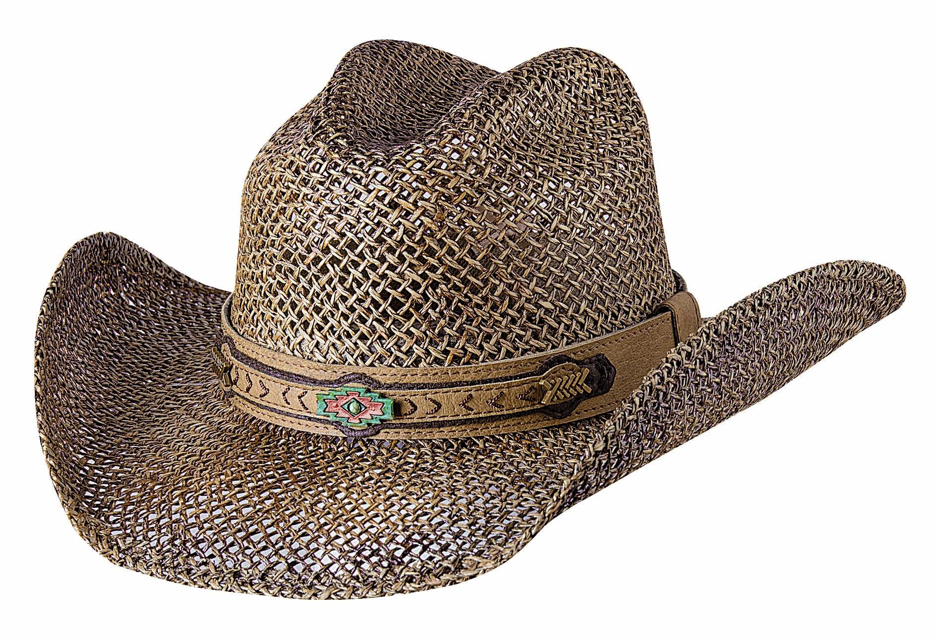 Bullhide Cut Above - Straw Cowboy Hat