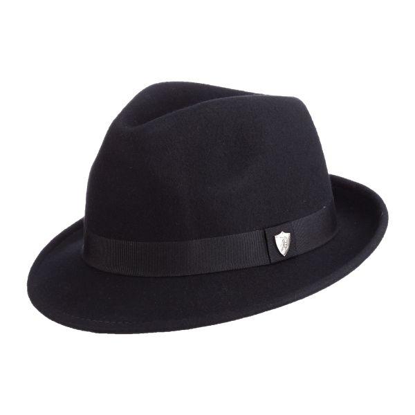 Scala Bronx - Wool Felt Fedora Hat