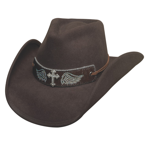 Bullhide State of Grace - Shapeable Wool Felt Cowgirl Hat