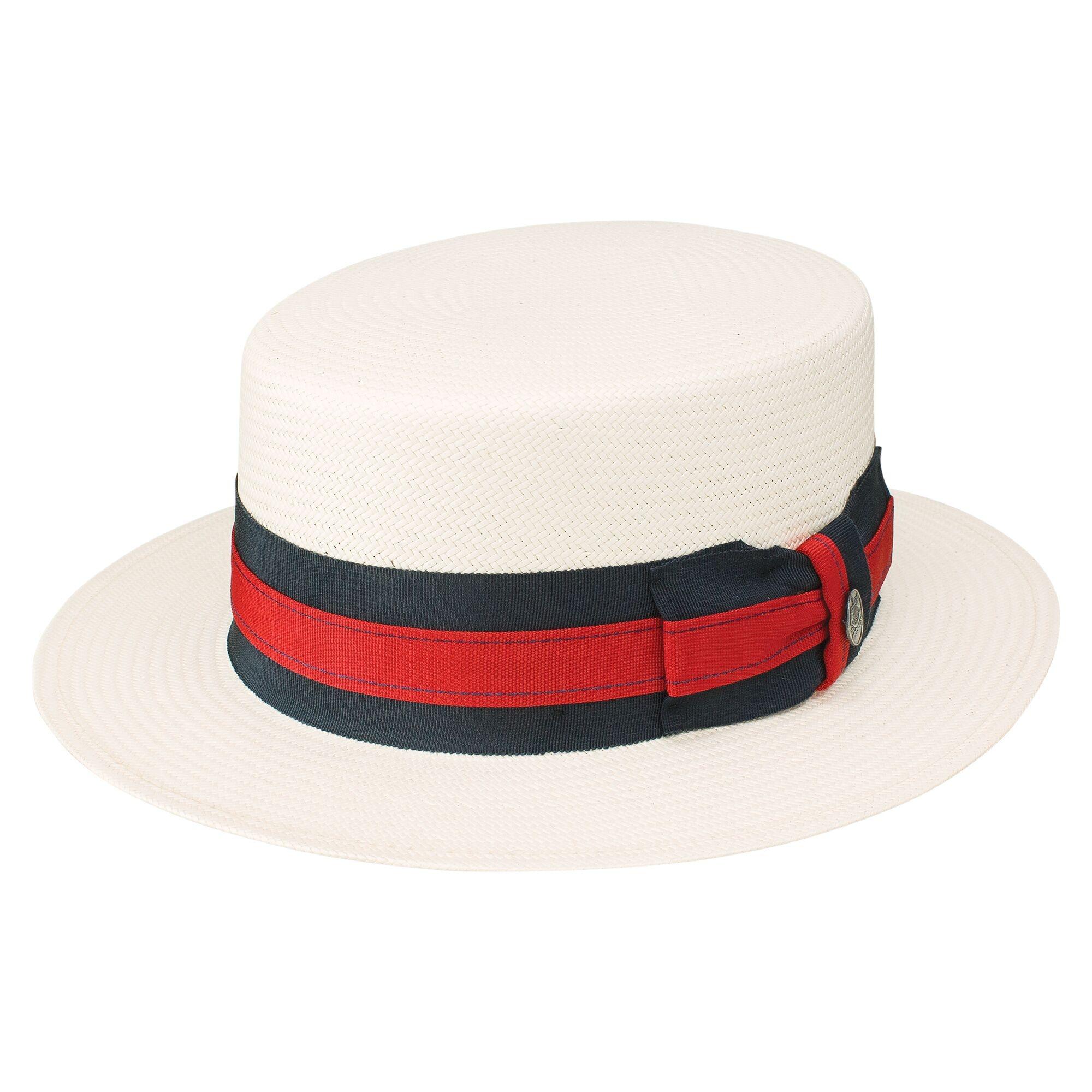 Stetson Keeneland - Straw Fedora Hat