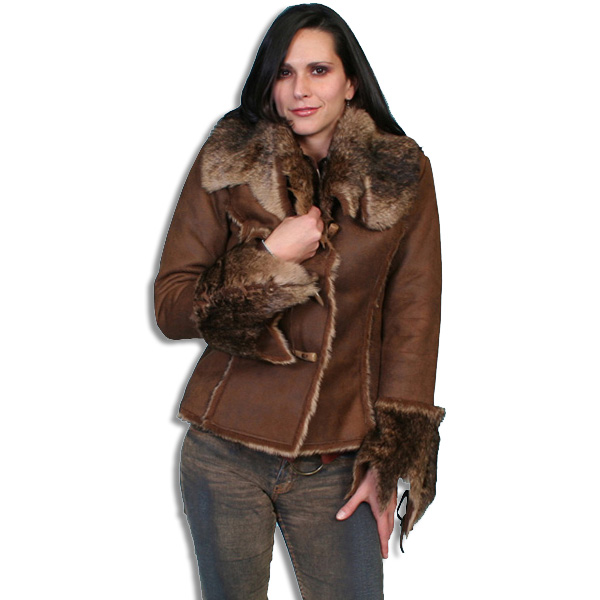 Scully Wilderness Calls - Womens Jacket