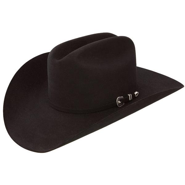 Resistol George Strait City Limits 75 - (6X) Fur Cowboy Hat