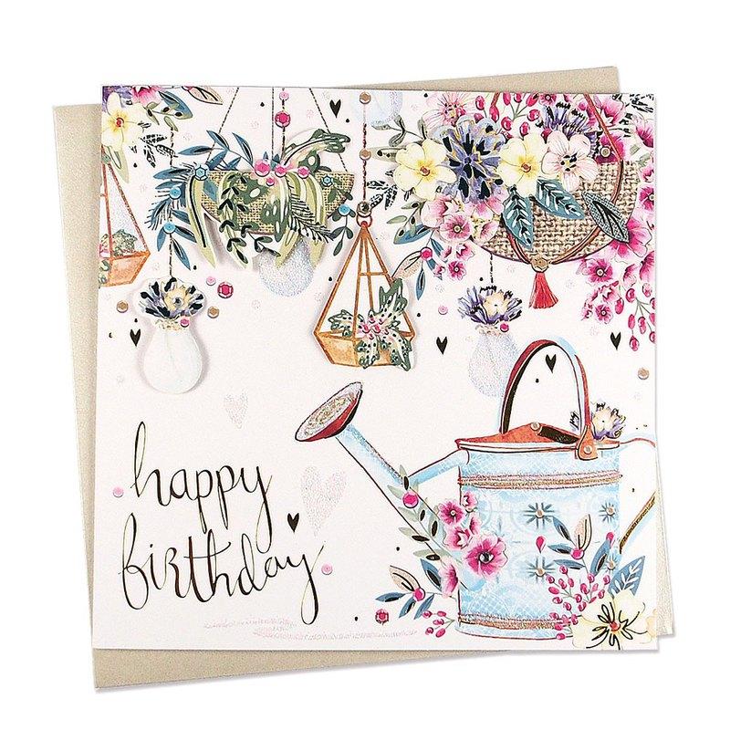 願你擁有最快樂的日子【Clementine TP卡片-生日祝福】