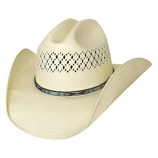 Bullhide Beers Ago - Shapeable Straw Cowboy Hat