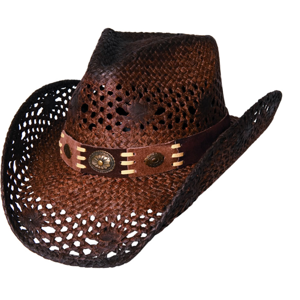Bullhide Pure Country - Straw Cowboy Hat