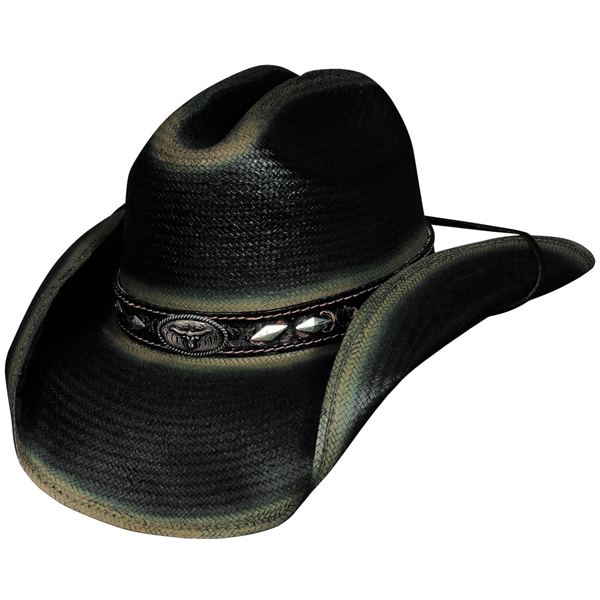 Bullhide Little Big Horn - Shapeable Straw Cowboy Hat