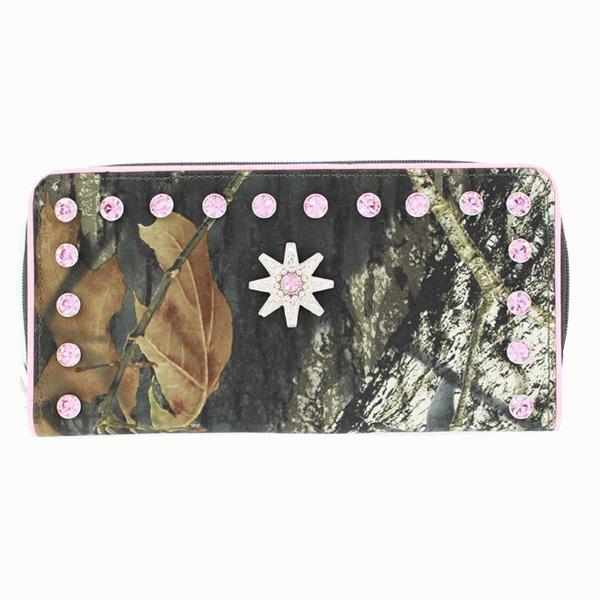Nocona Betty Jo Bling Wallet - Womens Wallet
