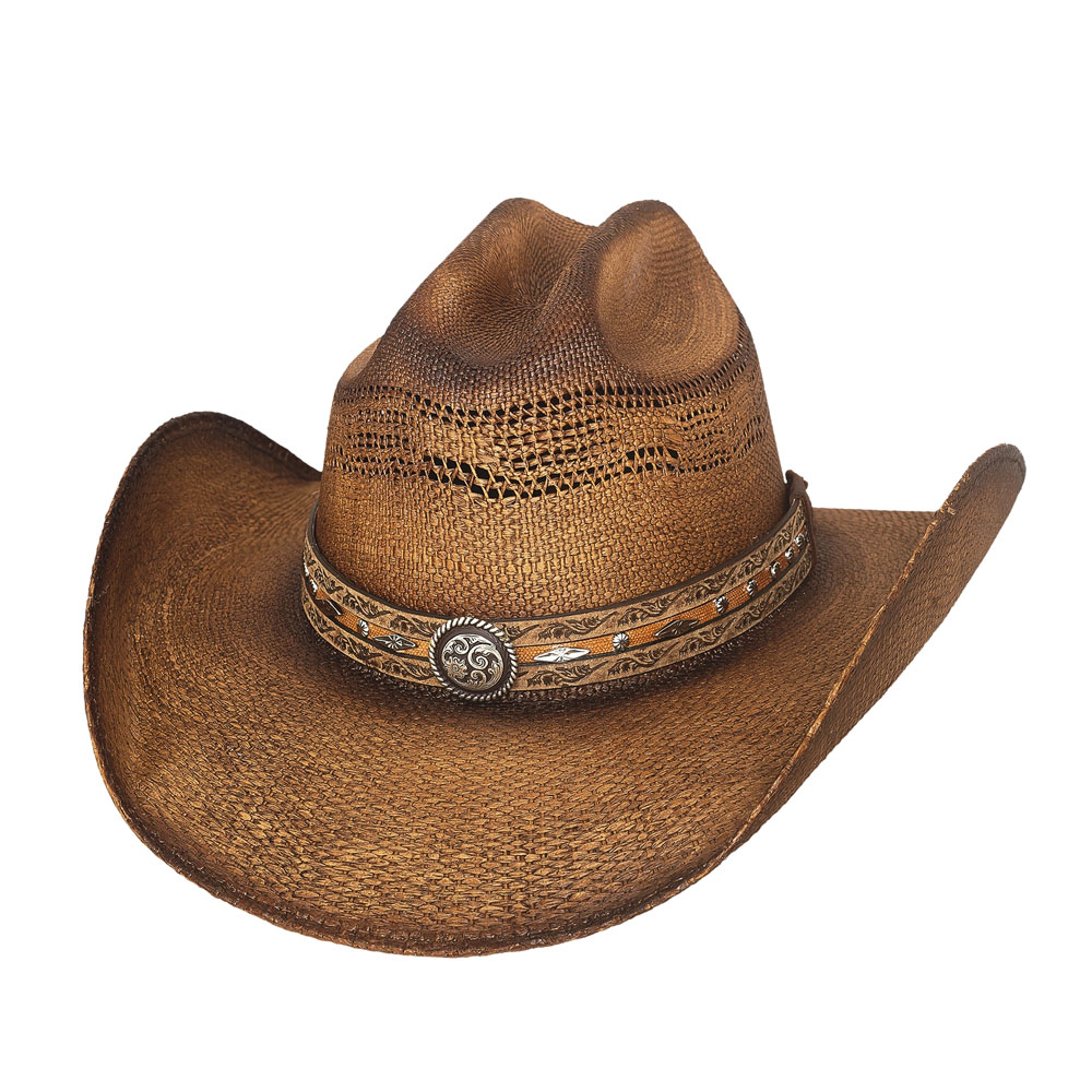 Bullhide Corral Dust- Straw Cowboy Hat