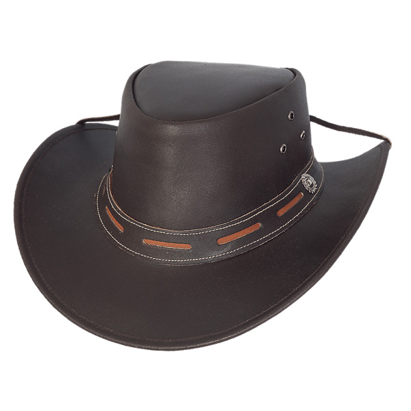 Bullhide Maitland - Leather Cowboy Hat