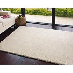 范登伯格-貝琪 日本原裝進口防蹣抗菌地毯/地墊_80x115cm 白色