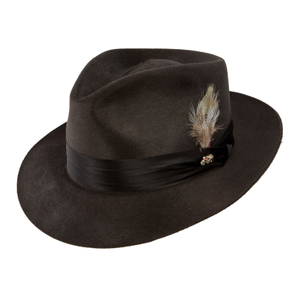 Dobbs Temptation - Fur Fedora Hat