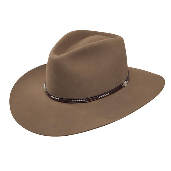 Stetson Llano 16 - (4X) Wool Cowboy Hat