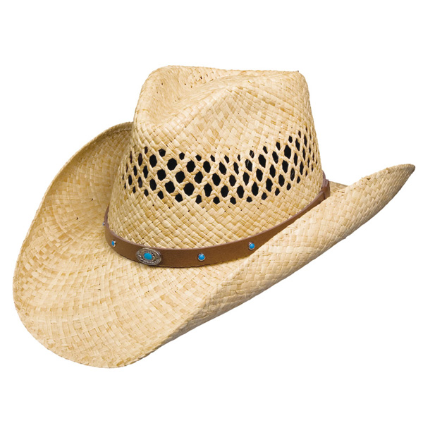 Stetson Madrid - Shapeable Straw Cowboy Hat
