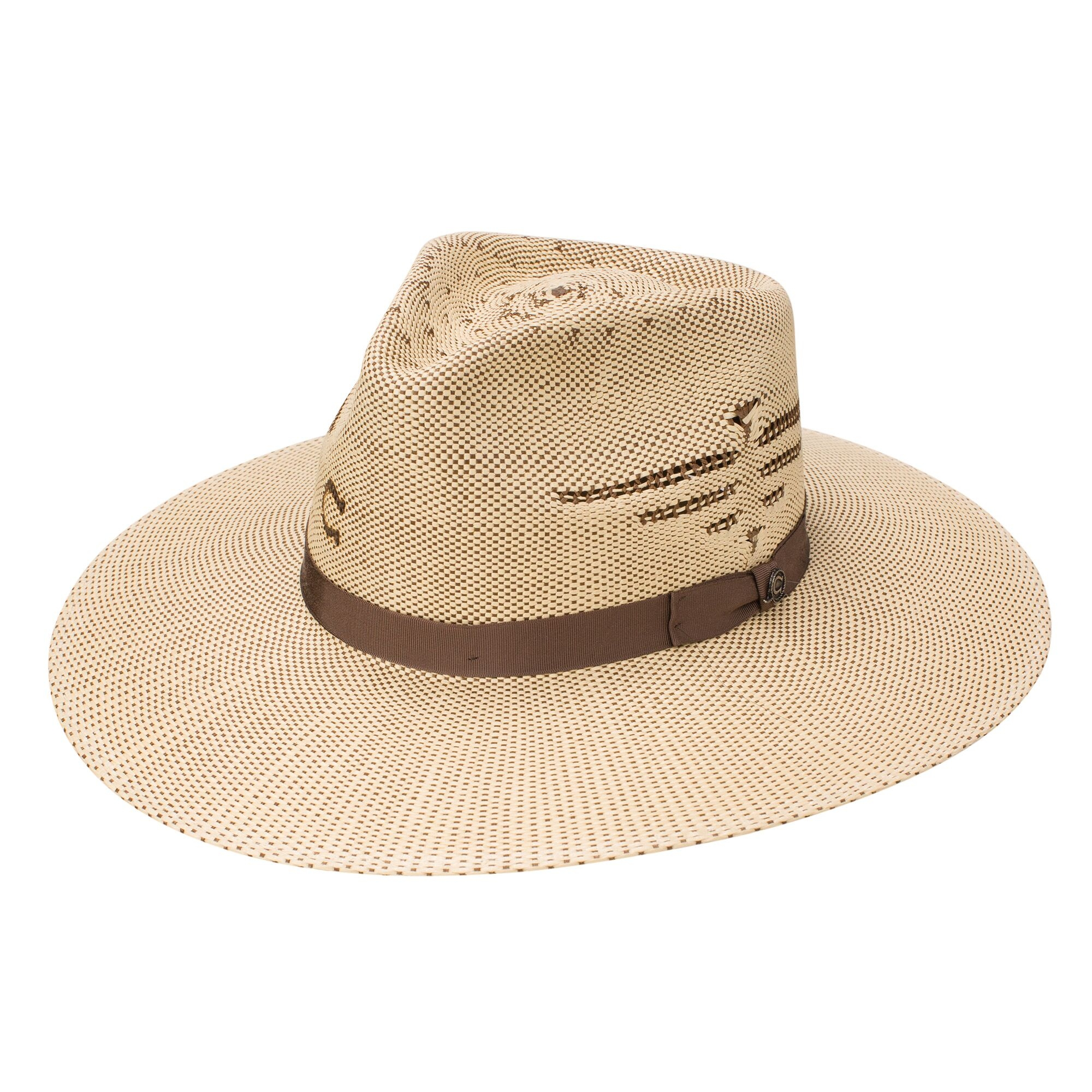 Charlie 1 Horse Mexico Shore - Straw Cowgirl Hat