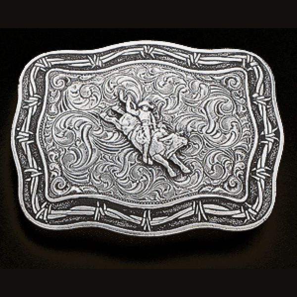 Crumrine Bixby - Belt Buckle