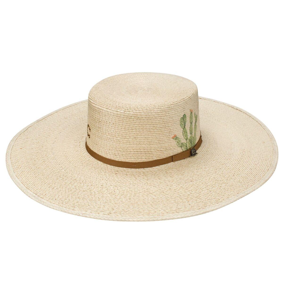 Charlie 1 Horse Cactus Expert - Straw Cowboy Hat
