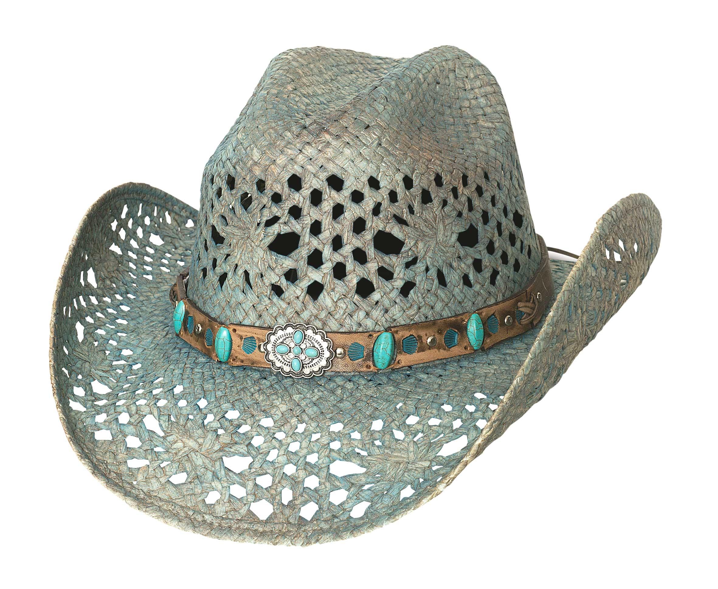 Bullhide Temptations - Shapeable Straw Cowboy Hat