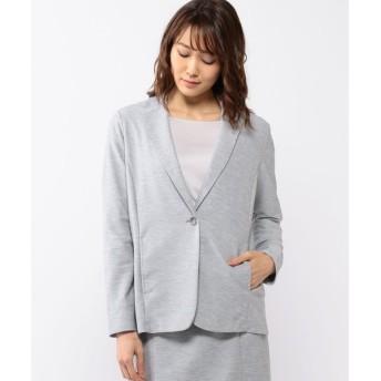 【エーシーデザインバイアルファキュービック】【セットアップ対応商品】テーラードジャケット
