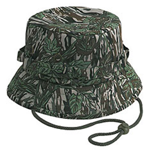 Otto Cap Canopy Cover - Camouflage Bucket Hat
