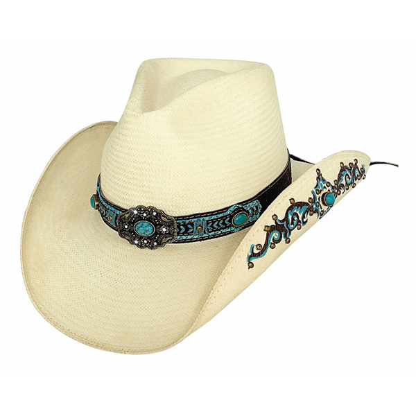Bullhide Sweet Seduction - Straw Cowboy Hat
