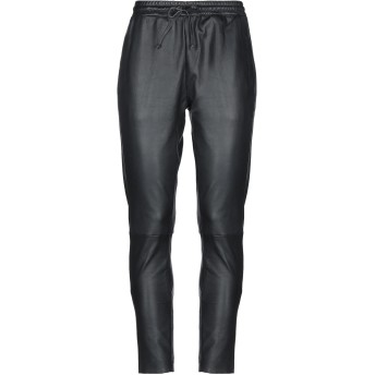 《セール開催中》VINTAGE DE LUXE レディース パンツ ブラック 42 革