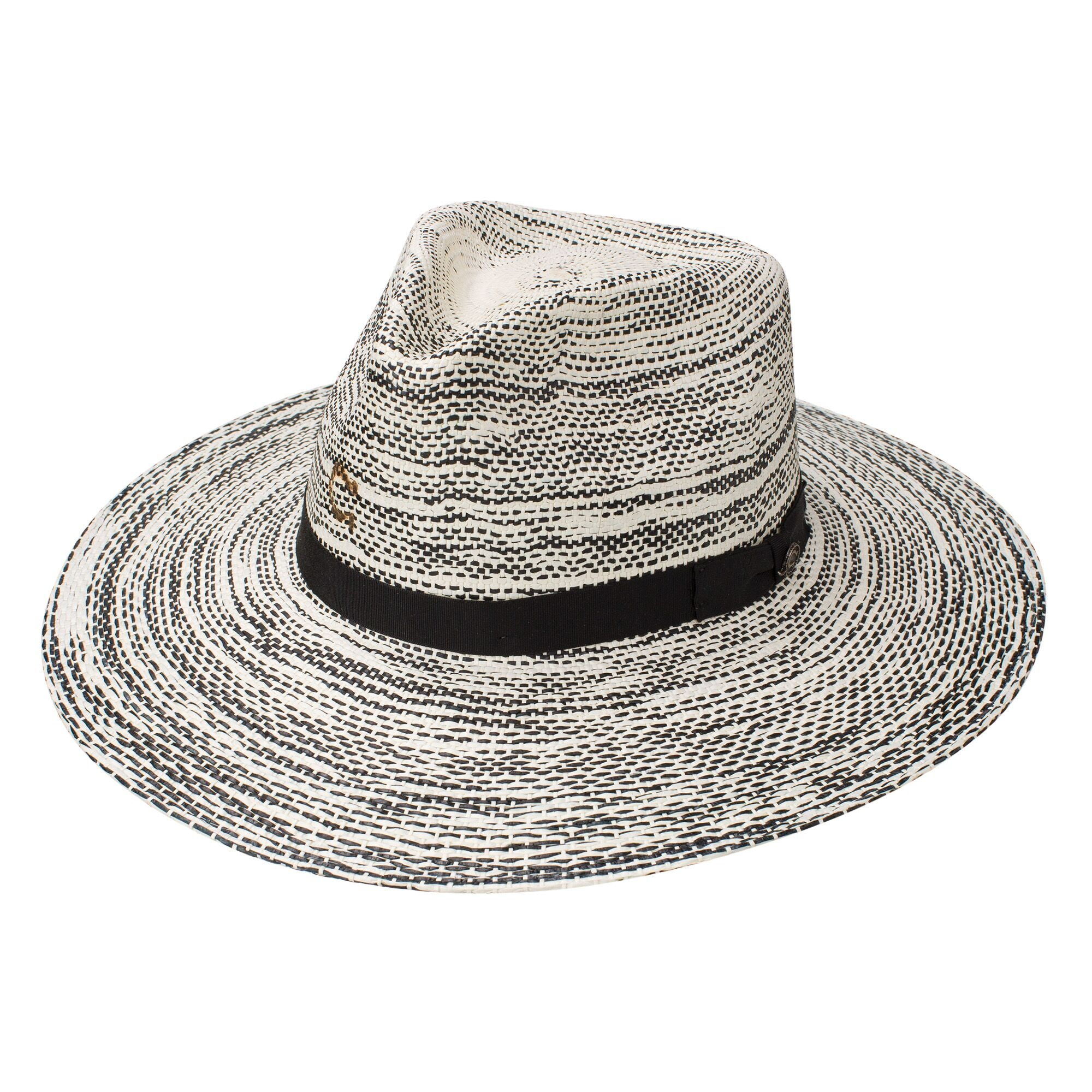 Charlie 1 Horse Hawaii Ya - Straw Cowgirl Hat