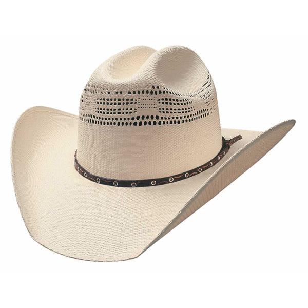 Bullhide Lubbock - (20X) Straw Cowboy Hat