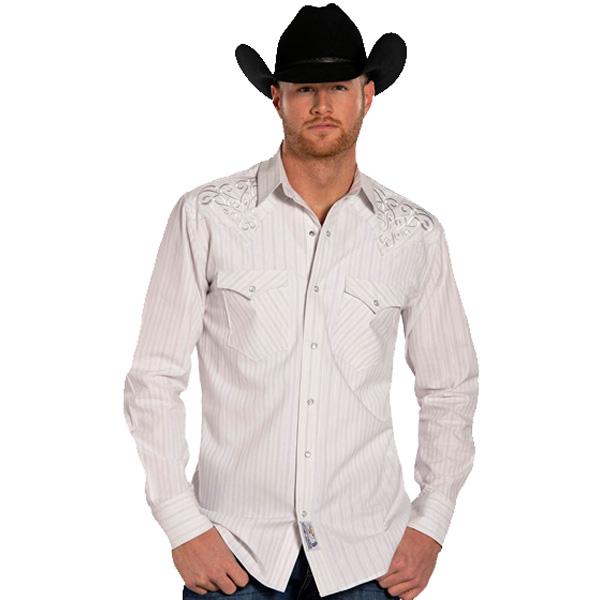 Panhandle Staredown - Mens Western Shirt