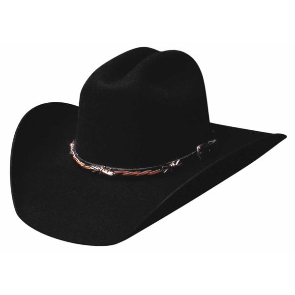 Bullhide Buckaroo - (6X) Wool Cowboy Hat
