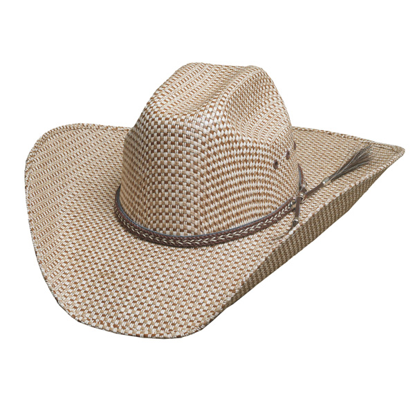 Bullhide Justin Moore Point at You - (50X) Straw Cowboy Hat