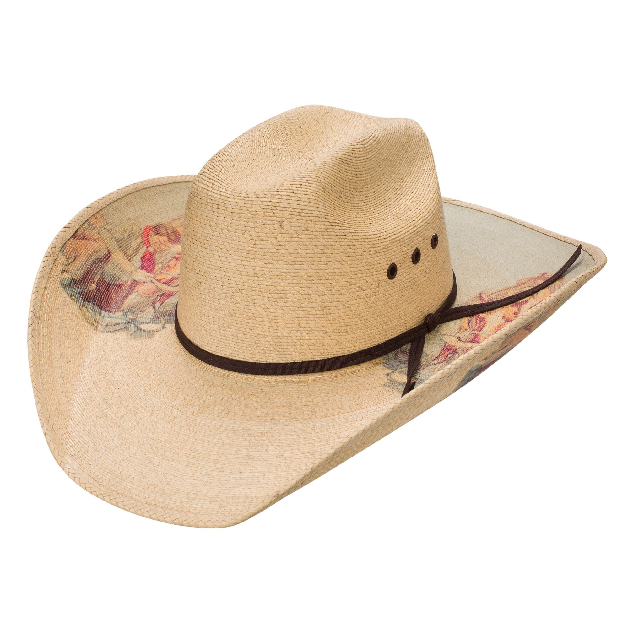 Stetson Last Drop - Childrens Straw Cowboy Hat