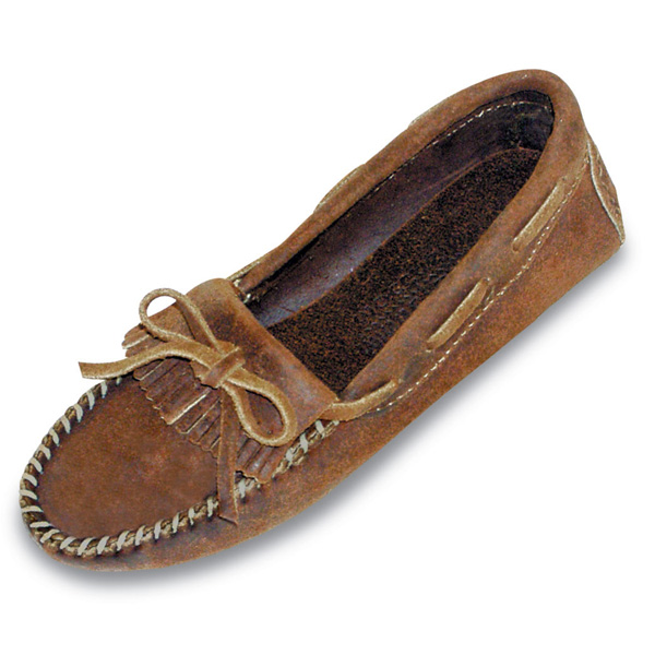 Minnetonka Kilty Driving Moc - Womens Moccasin
