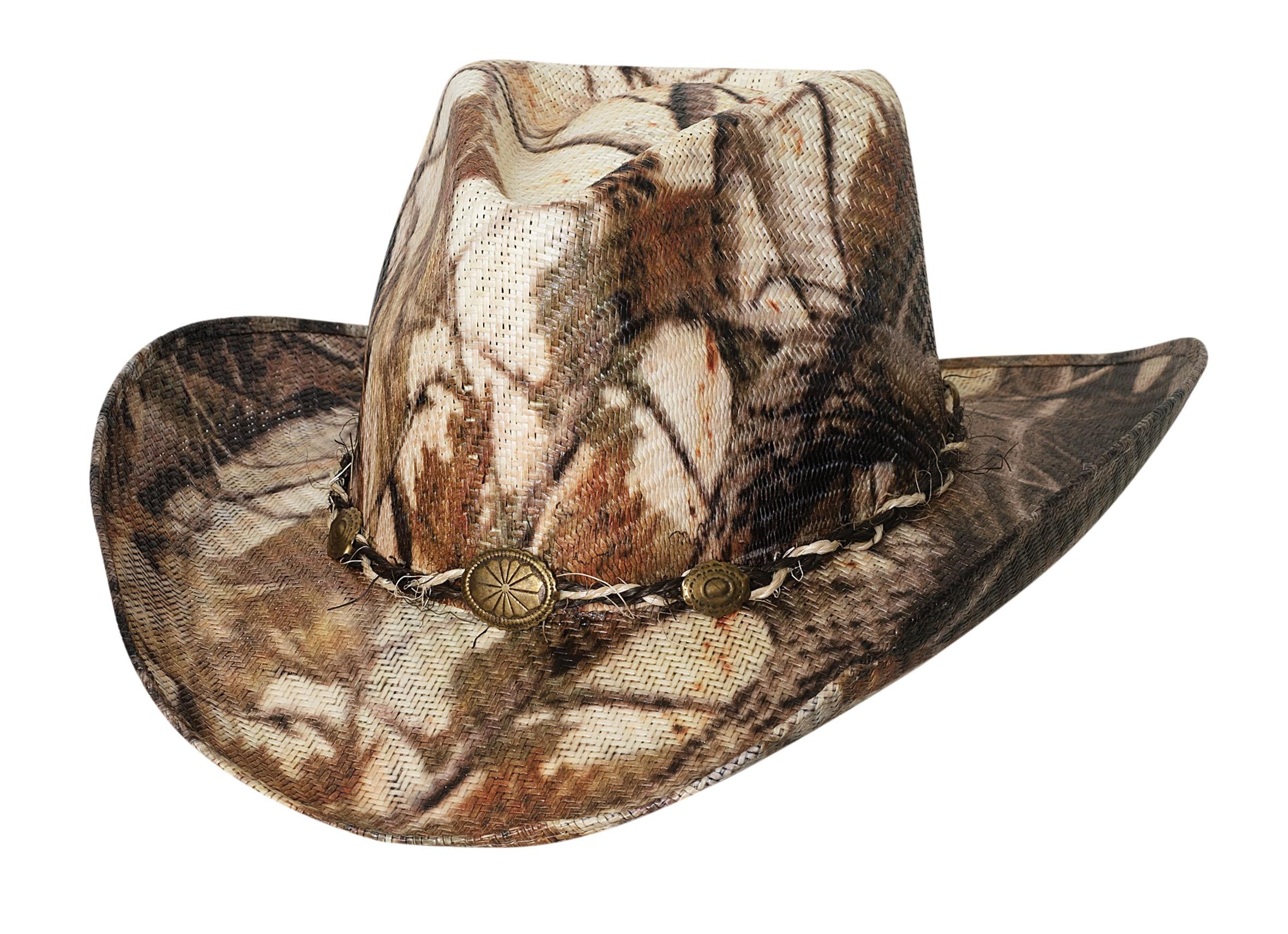 Bullhide Unleashed - Straw Cowboy Hat