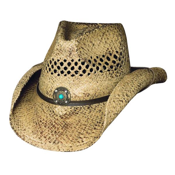 Bullhide Anytime - Straw Cowboy Hat